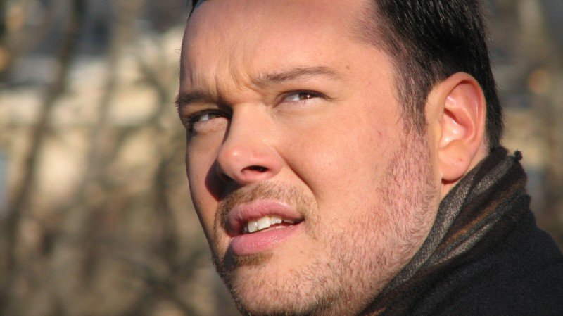 Michael Gladis from AMC's Mad Men