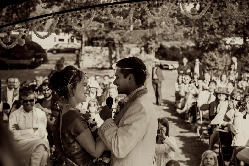 Sepia marriage